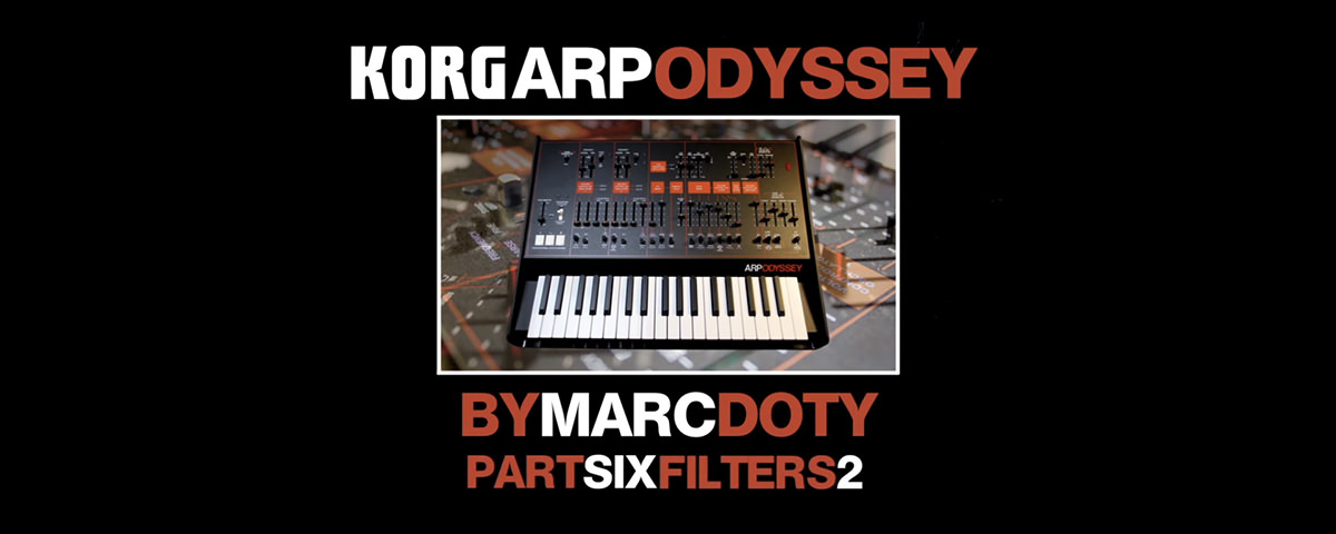 Marc Doty Inside Look Part 6: Filters (2 of 2)