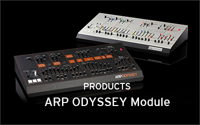 PRODUCTS ARP ODYSSEY Module