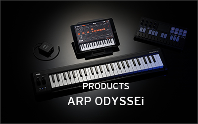 PRODUCTS ARP ODYSSEi