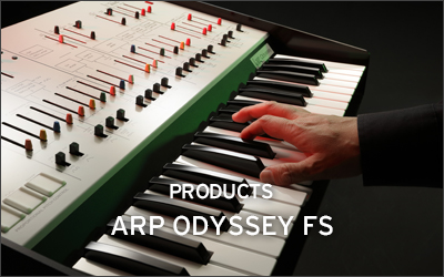 PRODUCTS ARP ODYSSEY FS