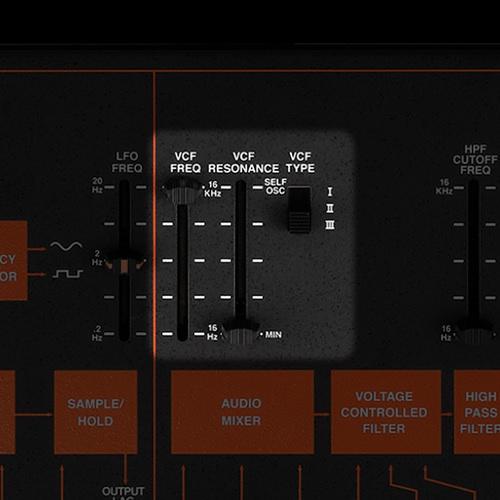 VCF / VCA | TUTORIALS | EXPERIENCE | ARP