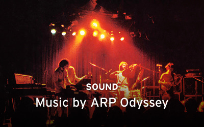 SOUNDS: Music by ARP Odyssey